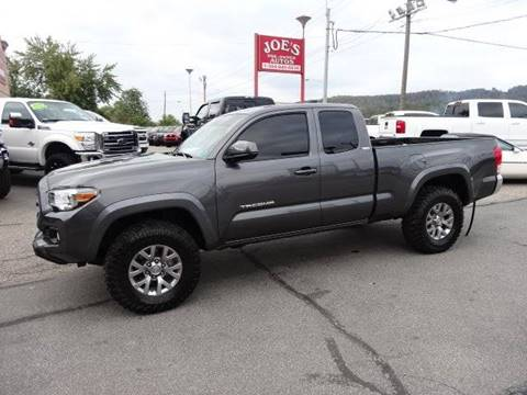 2016 Toyota Tacoma for sale in Moundsville, WV