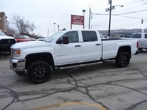 2017 GMC Sierra 2500HD for sale in Moundsville, WV