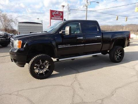2011 GMC Sierra 2500HD for sale in Moundsville, WV