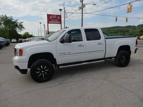 2011 GMC Sierra 3500HD for sale in Moundsville, WV