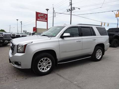 2018 GMC Yukon for sale in Moundsville, WV