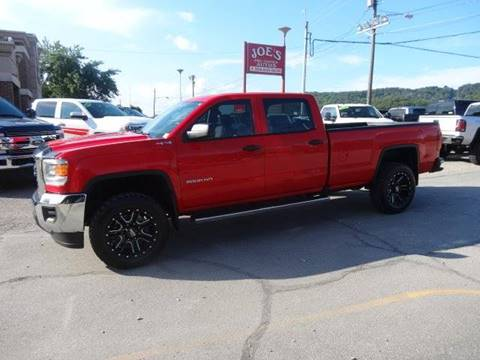2016 GMC Sierra 2500HD for sale in Moundsville, WV
