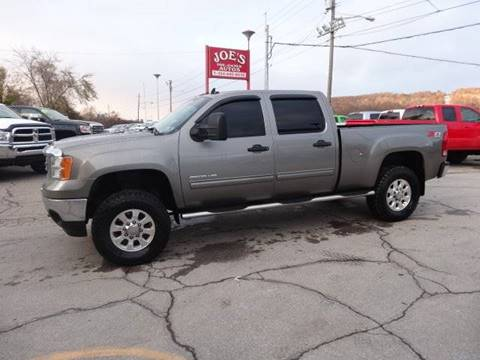 2014 GMC Sierra 2500HD for sale in Moundsville, WV