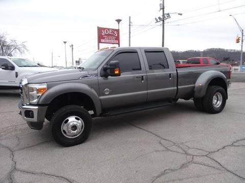 2011 Ford F-450 Super Duty Lariat for sale at Joe's Preowned Autos in Moundsville WV