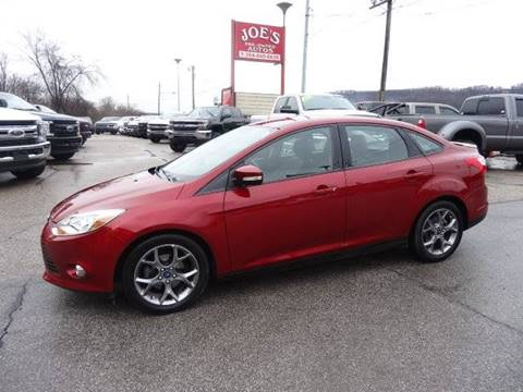 2014 Ford Focus SE for sale at Joe's Preowned Autos in Moundsville WV