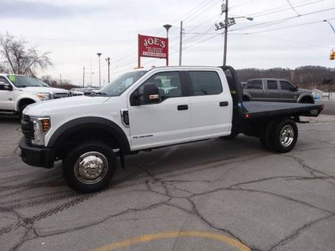 2018 Ford F-550 Super Duty for sale at Joe's Preowned Autos in Moundsville WV
