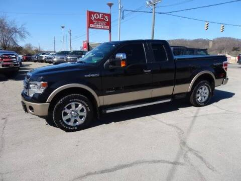 2014 Ford F-150 Lariat for sale at Joe's Preowned Autos in Moundsville WV