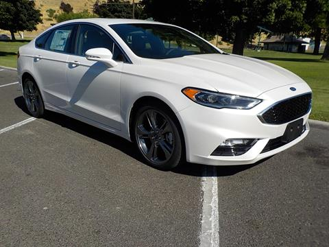 2017 Ford Fusion for sale in Selah, WA