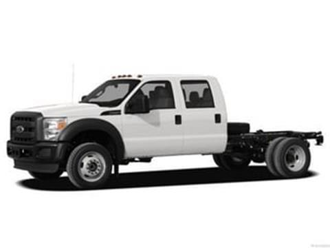 2012 Ford F-550 for sale in Selah, WA
