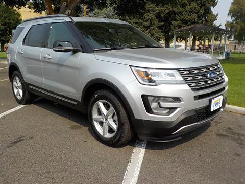 2017 Ford Explorer for sale in Selah, WA
