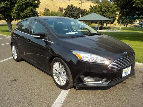 2015 Ford Focus for sale in Selah WA