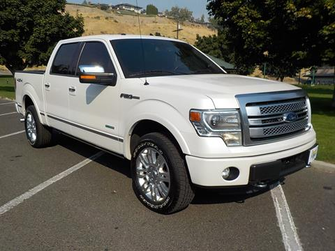 2014 Ford F-150 for sale in Selah WA