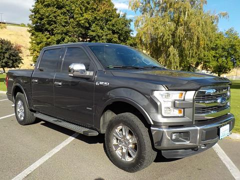 2015 Ford F-150 for sale in Selah WA