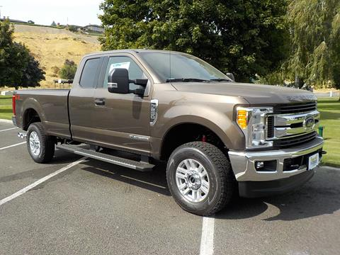 2017 Ford F-250 Super Duty for sale in Selah, WA