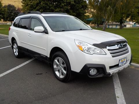 2013 Subaru Outback for sale in Selah, WA