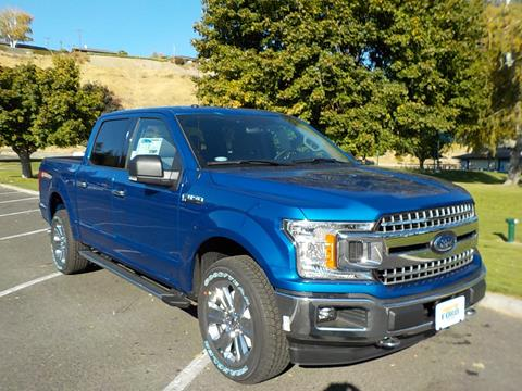 2018 Ford F-150 for sale in Selah WA