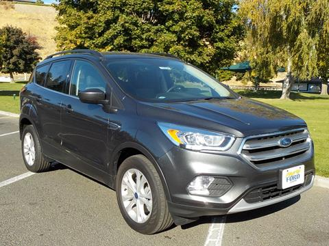 2017 Ford Escape for sale in Selah, WA