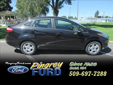 2014 Ford Fiesta for sale in Selah, WA