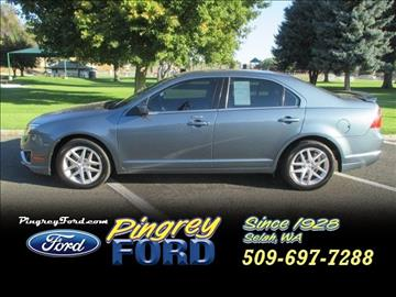 2011 Ford Fusion for sale in Selah, WA