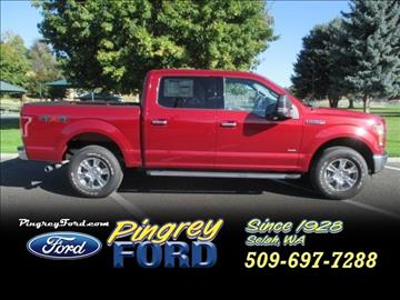 2016 Ford F-150 for sale in Selah, WA
