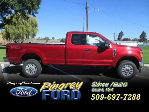 2017 Ford F-250 Super Duty for sale in Selah WA
