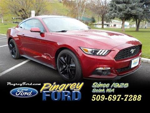 2016 Ford Mustang for sale in Selah, WA