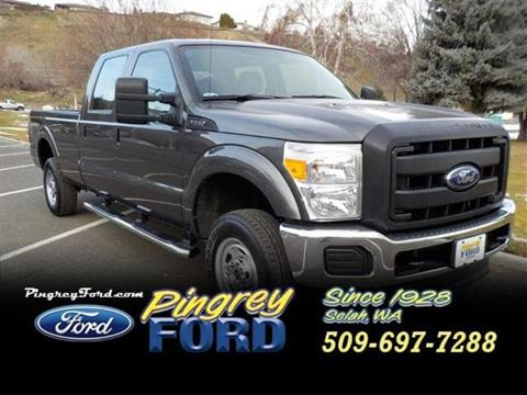 2016 Ford F-250 Super Duty for sale in Selah WA