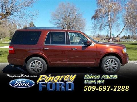 2017 Ford Expedition for sale in Selah WA