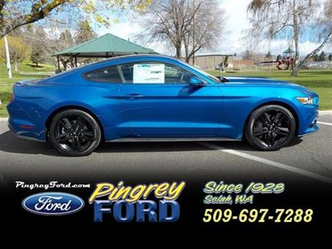 2017 Ford Mustang for sale in Selah WA