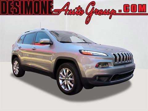 2016 Jeep Cherokee for sale in Philadelphia, PA