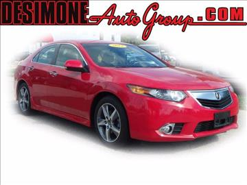 2013 Acura TSX for sale in Philadelphia, PA
