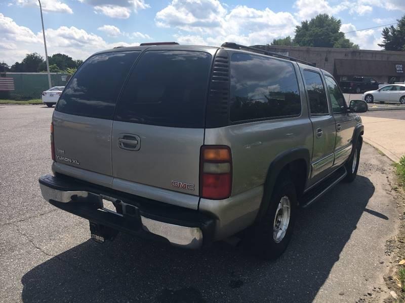 2003 GMC Yukon XL 1500 SLT 4WD 4dr SUV - Philadelphia PA