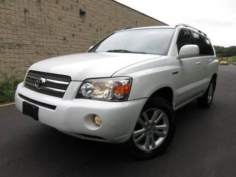 2007 Toyota Highlander Hybrid for sale in Philadelphia, PA