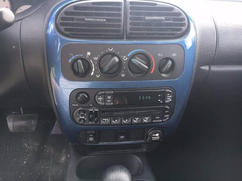 2002 Dodge Neon SXT 4dr Sedan - Philadelphia PA