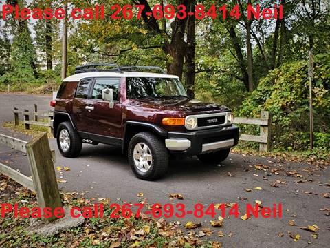 2007 Toyota FJ Cruiser for sale in Philadelphia, PA