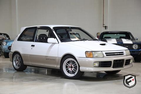 1990 Toyota Starlet for sale in Chatsworth, CA