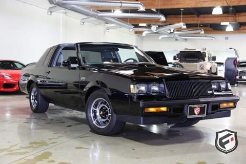 1987 Buick Regal for sale in Chatsworth, CA