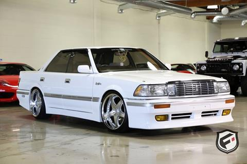 1989 Toyota Cressida for sale in Chatsworth, CA