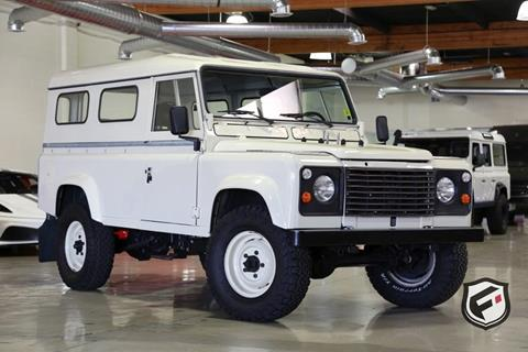 1983 Land Rover Defender for sale in Chatsworth, CA