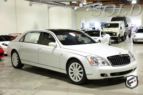 2009 Maybach 62 for sale in Chatsworth, CA