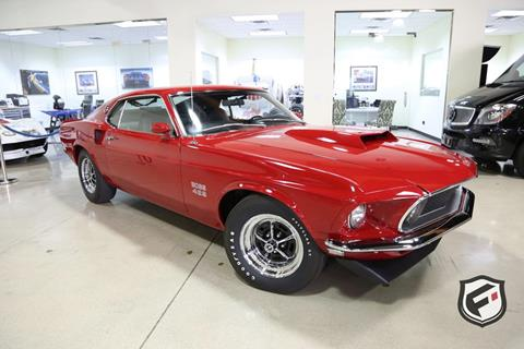 1969 ford mustang for sale carsforsale 1969 ford mustang for sale in chatsworth ca sciox Gallery