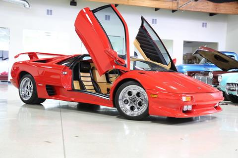 1996 Lamborghini Diablo For Sale In Chatsworth, CA
