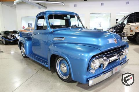 1954 Ford F-100 for sale in Chatsworth, CA