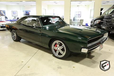 1968 Dodge Charger For Sale Carsforsale Com