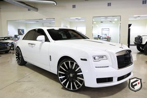 2018 Rolls-Royce Ghost for sale in Chatsworth, CA
