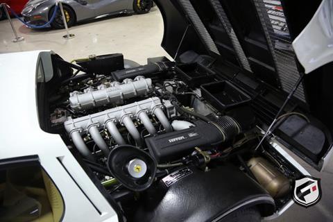 1983 Ferrari 512 BB