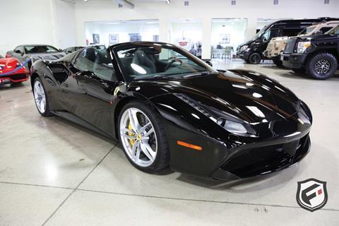 2017 Ferrari 488 Spider for sale in Chatsworth, CA