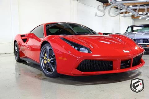 2016 Ferrari 488 GTB for sale in Chatsworth, CA