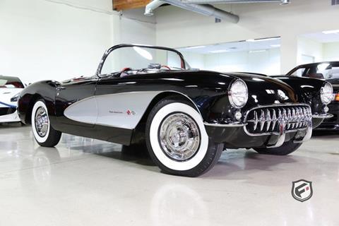 1957 Chevrolet Corvette for sale in Chatsworth, CA