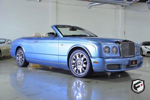 2008 Bentley Azure for sale in Chatsworth, CA
